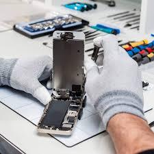 Boutique de réparation de mobiles