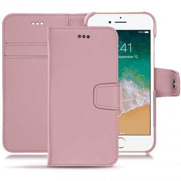 iPhone 8 Plus Portefeuille Rose