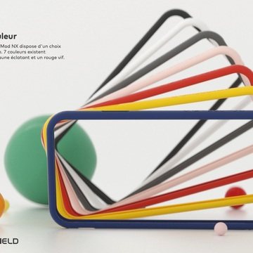 Coques Multicolores