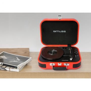 Muse Platine Vynil et Bluetooth